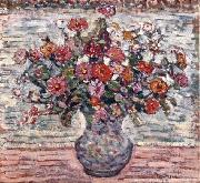 Maurice Prendergast Flowers in a Vase oil painting reproduction