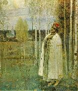 Mikhail Nesterov Tzarevich Dmitry oil painting reproduction