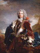 Nicolas de Largilliere Portrait of Jacques I, Prince of Monaco oil painting