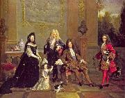 Louis XIV and His Family