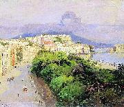 Nikolay Nikanorovich Dubovskoy Naples oil painting