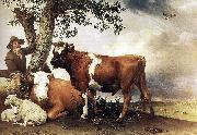 POTTER, Paulus bull oil painting reproduction