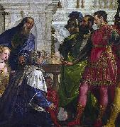 Family of Darius before Alexander, Paolo  Veronese