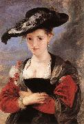 Peter Paul Rubens The Straw Hat oil painting reproduction