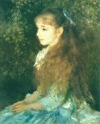 Photo of painting Mlle, Pierre Auguste Renoir