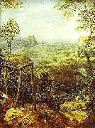 Pieter Bruegel the Elder Magpie on the Gallows oil painting