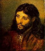 Young Jew as Christ