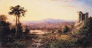 Robert S.Duncanson Recollections of Italy oil painting