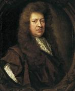 Sir Godfrey Kneller Portrait of Samuel Pepys oil painting artist