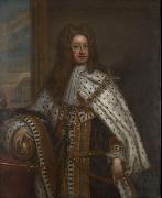 Sir Godfrey Kneller Portrait of King George I oil painting artist