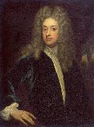 Sir Godfrey Kneller Portrait of Joseph Addison oil painting artist