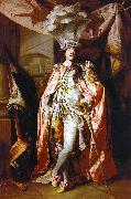 Sir Joshua Reynolds Portrait of Charles Coote oil painting on canvas
