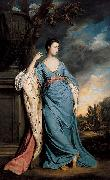 Sir Joshua Reynolds Portrait of a Woman oil painting reproduction