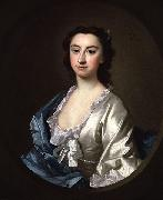 Thomas Hudson Portrait of Susannah Maria Cibber oil painting