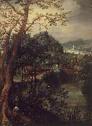 VINCKBOONS, David Landscape oil painting reproduction