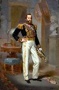 Victor Meirelles Dom Pedro II oil painting