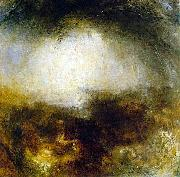 Shade and Darkness, William Turner