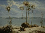 William Westall Gulph of Carpentaria oil painting