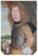Wolfgang Heimbach Portrait of Ulrik Frederik Gyldenlove, Count of Laurvig oil painting