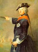 Frederick II of Prussia as general