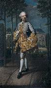 unknow artist Portrait of Gerard Cornelis van Riebeeck oil painting reproduction