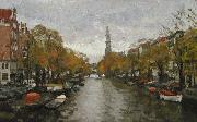 Prinsengracht canal