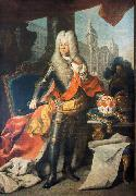 unknow artist Portrait of Charles III Philip oil painting reproduction