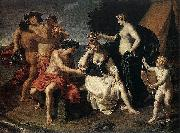 Alessandro Turchi Bacchus and Ariadne oil painting reproduction