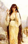 The Daughter of Jephthah, Alexandre Cabanel