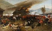 The defence of Rorke's Drift, Alphonse-Marie-Adolphe de Neuville