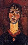 Madame Dorival, Amedeo Modigliani