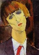 Madame Kisling, Amedeo Modigliani