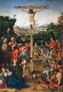 Andrea Solario The Crucifixion oil painting reproduction