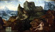 Landscape with the Repentant Mary Magdelene, Anonymous