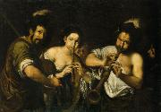 Bernardo Strozzi Concert oil painting reproduction