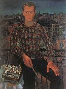 Christopher Wood Self portrait oil painting reproduction