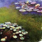 Claude Monet Nympheas oil painting reproduction