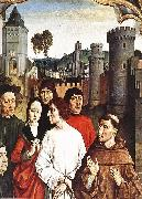 The Execution of the Innocent Count, Dieric Bouts