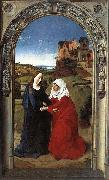 The Visitation, Dieric Bouts