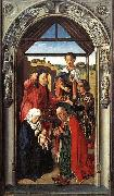 Dieric Bouts The Adoration of the Magi oil painting reproduction