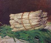 Bunch of Asparagus, Edouard Manet