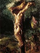 Eugene Delacroix Christ on the Cross oil painting reproduction