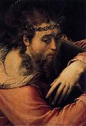 Christ Carrying the Cross, Francesco Salviati