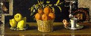 Francisco de Zurbaran Still Life oil painting reproduction