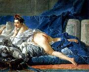 Francois Boucher Odaliske oil painting reproduction