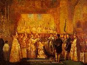 Coronation of Pedro II of Brazil