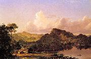 Frederic Edwin Church Home oil painting reproduction