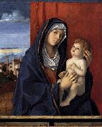 Madonna and Child, Gentile Bellini