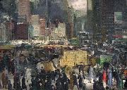 New York, George Wesley Bellows