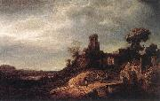 Govert flinck Landscape oil painting reproduction